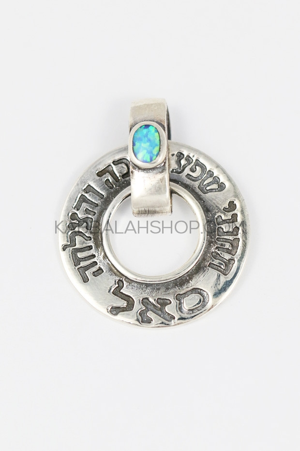 Power of plenitude opal stone pendant necklace 925 sterling power of plenitude opal stone pendant necklace 925 sterling silver aloadofball Image collections